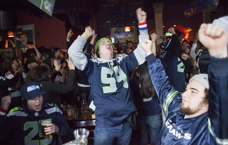 Watch Super Bowl South Seattle